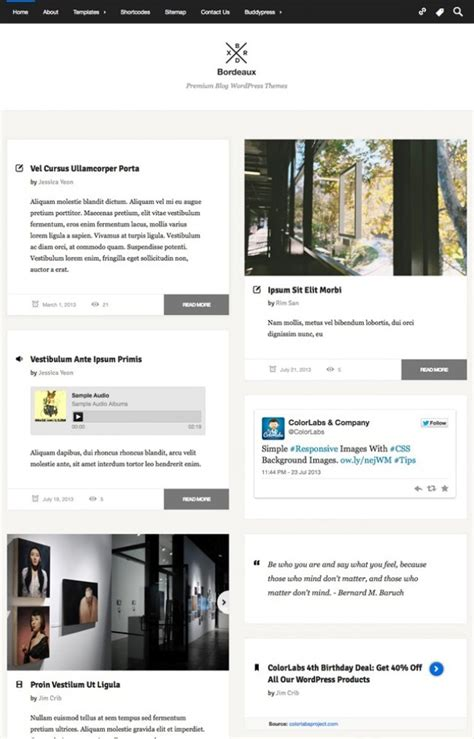 facebook themes in wordpress 15 facebook timeline style wordpress themes sourcewp