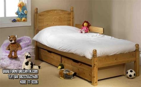 Tempat Tidur Sorong Guhdo tempat tidur sorong toko furniture cantik jepara