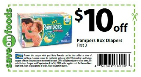 luvs diaper coupons printable 2012 save on foods printable coupon 10 off pers box