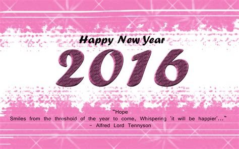 computer wallpaper happy new year 2016 happy new year 2016 desktop background wallpapers new hd