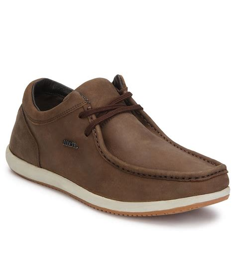 woodland brown casual shoes available at snapdeal for rs 3194