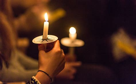 Light A Candle On 4th August wfu to host candlelight vigil for charlottesville aug 28