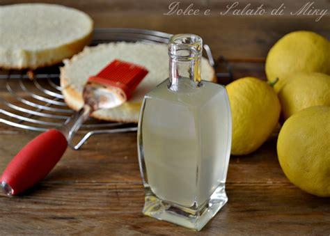 bagna per torte al limone bagna al limone per torte ideale per bagnare dolci da farcire
