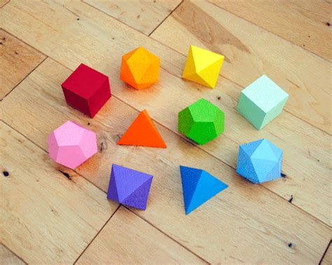 How To Make A Polyhedron Out Of Paper - yeah stuff there seems to be a bit of a