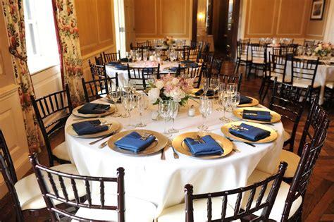 Blue and Gold Wedding Decor   Elizabeth Anne Designs: The