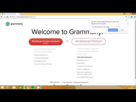 chrome grammarly installing and using grammarly in google chrome youtube
