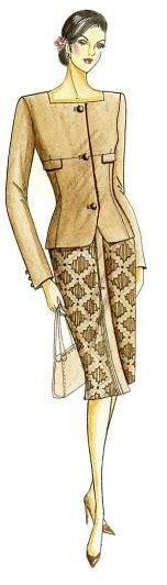 Blus Batik Kerah Jas 5 arisanti macam macam model baju kerja wanita