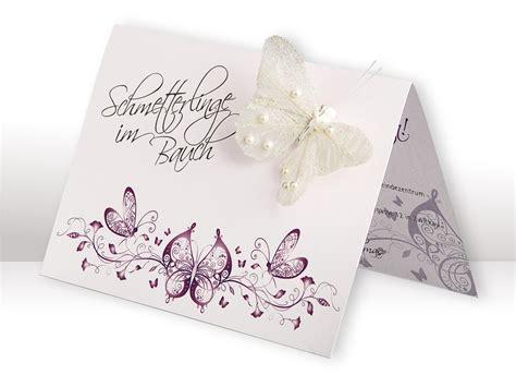 Einladungskarten Hochzeit Schmetterling by Einladungskarte Schmetterling Flieder