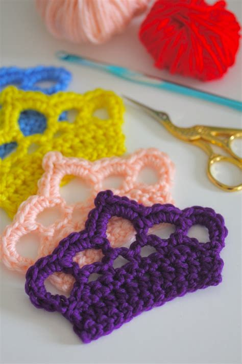 free crochet pattern for baby tiara top 10 free patterns for crochet crowns and tiaras fit for