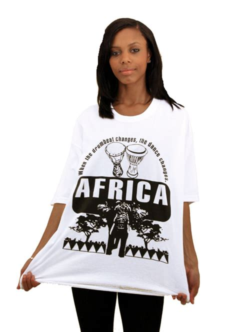 design a shirt south africa can you tell which african design did best africa