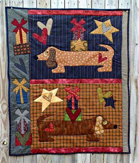 Memes Quilts - dachshund designs on pinterest dachshund doodle dog and