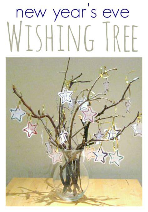 new year wishing tree new year s craft