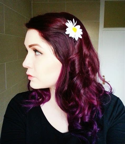 1000 ideas about wine colored hair on wine