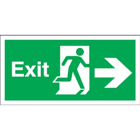 Exit Sign exit sign images cliparts co