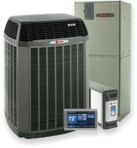 trane integrated comfort system brandon s comfort specialists residential hvac