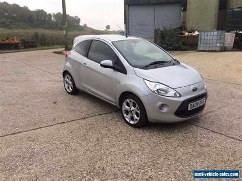 ford ka for sale 2009 ford ka for sale in the united kingdom