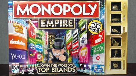 Hasbro Monopoly Empire by Monopoly Empire From Hasbro