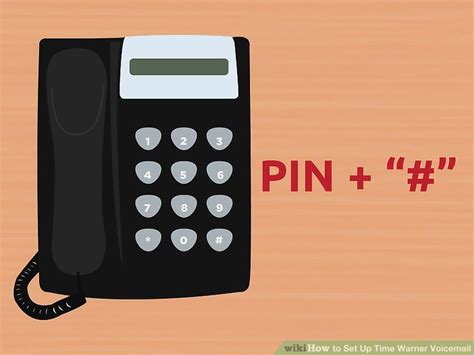 reset time warner voicemail password 3 ways to set up time warner voicemail wikihow