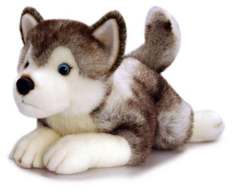 keel toys storm the husky 35cm plush dog soft toy puppy