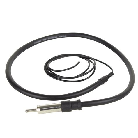 boat fm radio antenna best am fm radio antenna for inside a console the hull