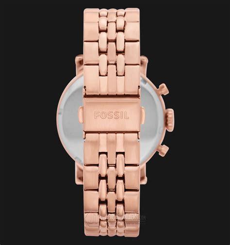Fossil Es3616 Boyfriend Original Garansi Resmi 2 Tahun fossil es3380 original boyfriend chronograph tone