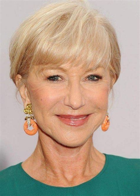 60 year old haircuts pictures of short hairstyles for 60 year old woman