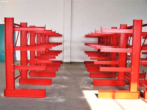Racking Breeders by Side Industrial Cantilever Racking System For Material Storage