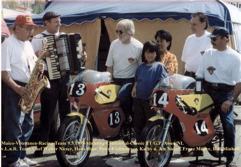 Maico Motorrad Forum by Walter Quot Waldi Quot Nieser Wird 80 Stammtisch Forum