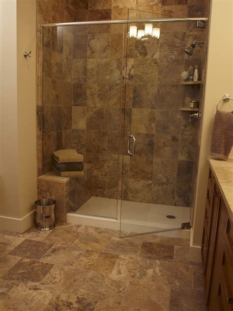 Shower Pan Tile Design Ideas Pictures Remodel And Decor Tiled Bathrooms Ideas Showers