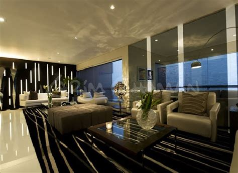 sala moderna elegante  lujosa  amplio comedor video  fotos salas  comedores decoracion