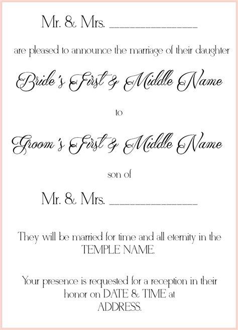 wedding invitations free samples iidaemilia com