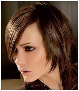 hairstyles shorter in back longer in front haircuts longer in the front then the back
