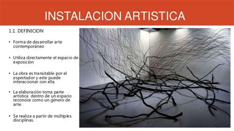 significado de imagenes artisticas wikipedia instalacion artistica