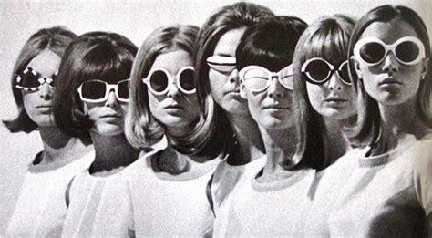 60s Fashion Glasses | 60s a go go