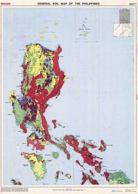 general soil map   philippines sheet  esdac