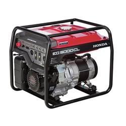 Honda Generator 5000 Honda 5000 Watt Gasoline Generator With Gx390 Ohv