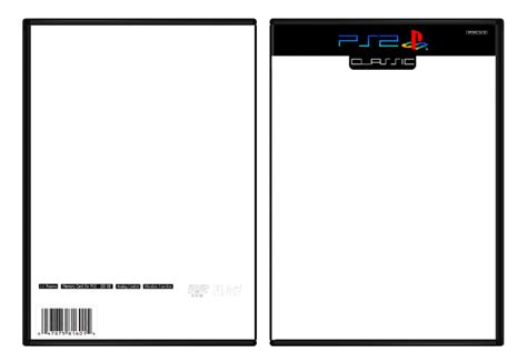 playstation 2 classic template