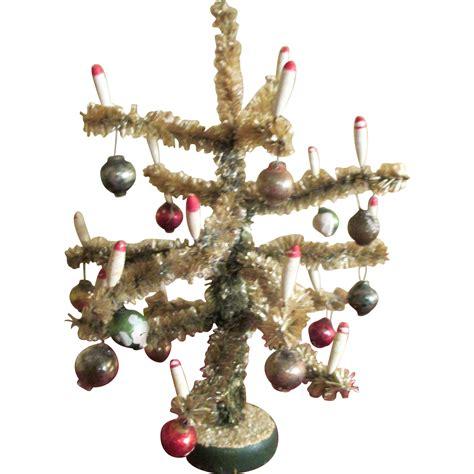 doll house christmas tree vintage miniature victorian doll house christmas tree with