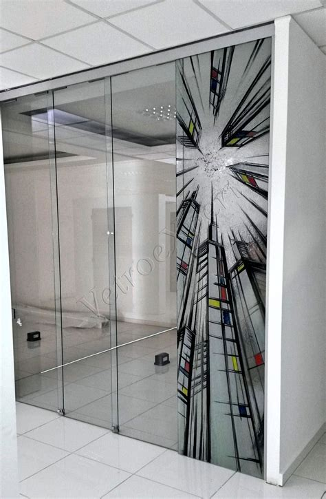 porte in vetro roma porte in vetro su misura e pareti divisorie vetroexpert