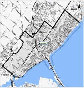 proposed boundaries ontario redistribution federal