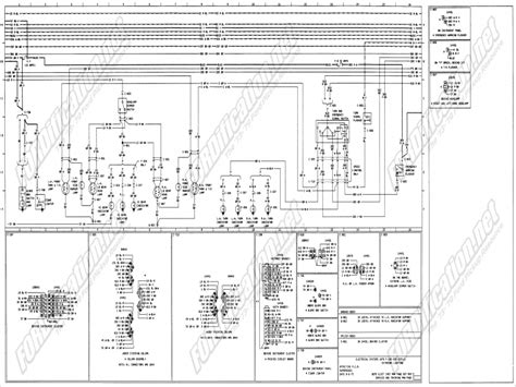 1975 f250 wiring diagram fordification wiring diagram