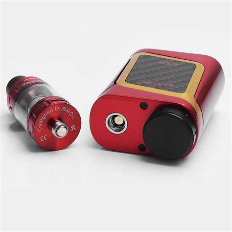 Authentic Smok Al85 85w Tc Mod Only Vape Rokok Elektrik Limited authentic smok baby al85 gold 85w tc vw mod tfv8 baby