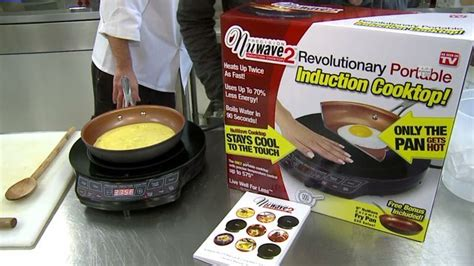 How Does Nuwave Cooktop Work - how well does the nuwave induction cooktop work fox59