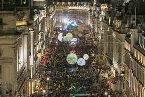 regent street christmas lights darcey bussell switches on