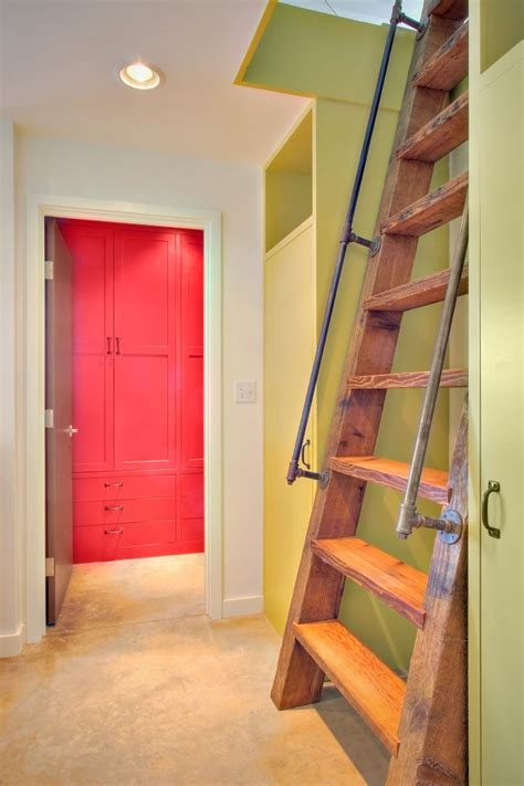 Bedroom Closet Stairs 25 Best Ideas About Loft Stairs On Small