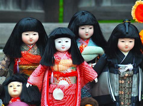 of japanese doll japanese doll memorial with geisha in kyoto ningyo kuyo