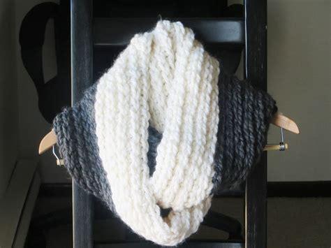 scarf knitting patterns for chunky yarn crochet dreamz chunky infinity scarf crochet pattern
