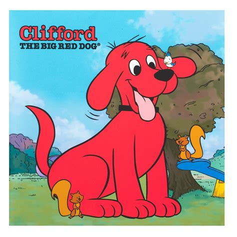 clifford the birthdayexpress brings clifford the big r to the