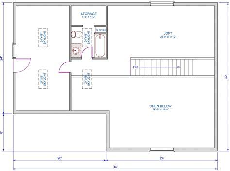 floor layout planner 1248 sqft l shape a