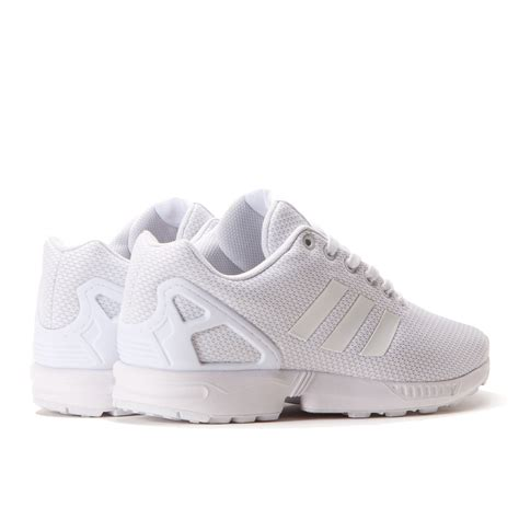 adidas off white adidas zx flux running white off white b34503